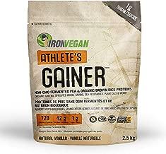 vegan protein mass gainer