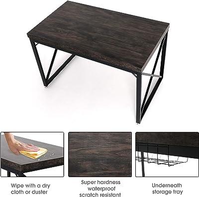 Amazon.com: Bush Furniture Somerset 71W L Shaped Desk