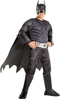 Rubie's Exclusive Deluxe Boys Dark Knight Costume