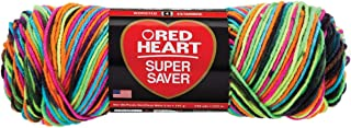 Coats: Yarn Blacklight Red Heart Super Saver Econ Yarn