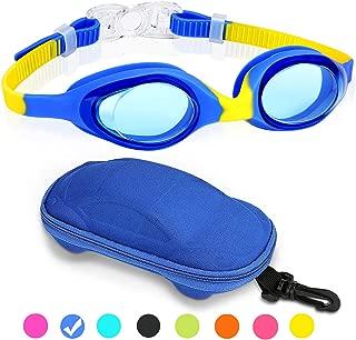 Kids Swim Goggles, Swimming Goggles for Boys Girls Kid...