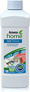 Amway Home SA8 Delicate Liquid Washing Detergent for Soft