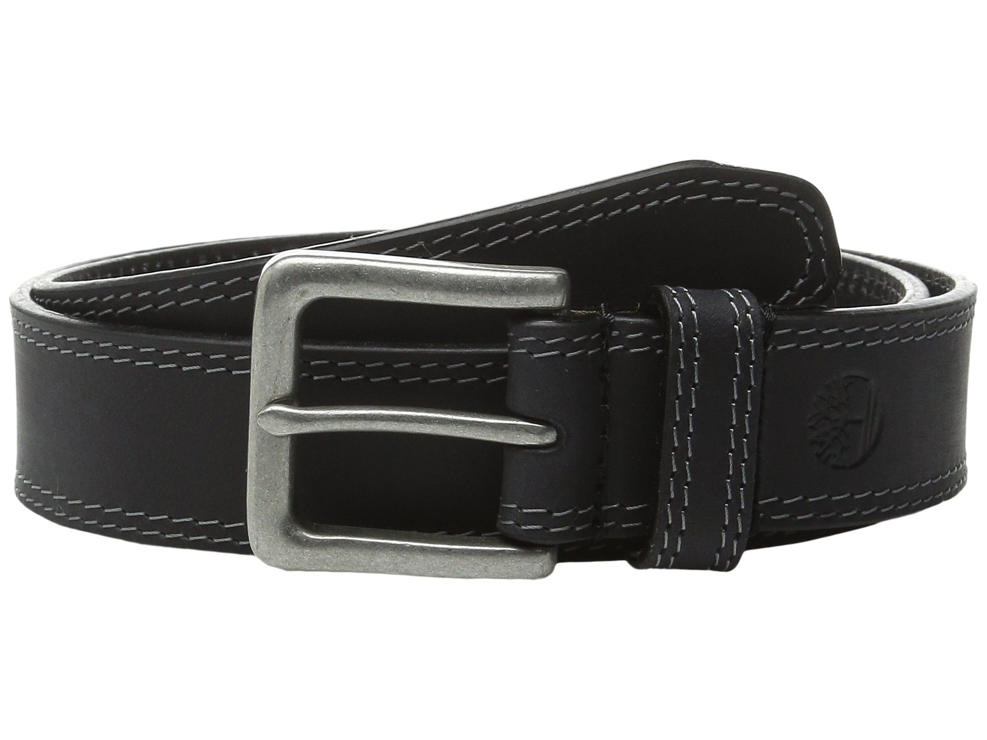 Correa o Cinturon para Hombre Timberland Boot Leather Belt  + Timberland en VeoyCompro.net