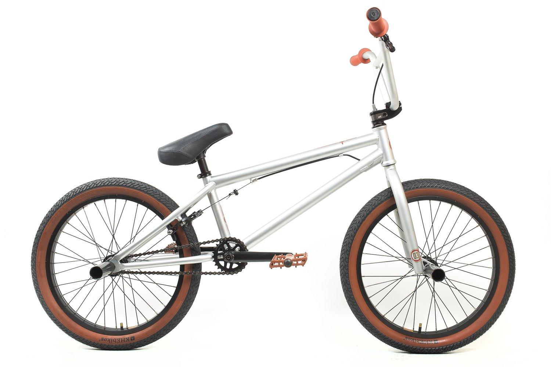 KHE 20 EVO 0.3 – Bicicleta BMX 2014 CrMo Solo 10,9 kg Plata Affix ...