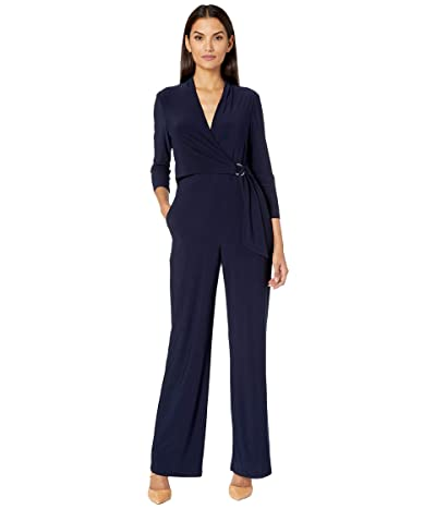 LAUREN Ralph Lauren Tani Jumpsuit (Lighthouse Navy) Women