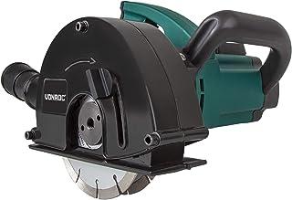 comprar comparacion Rozadora de pared VONROC | Fresadora de 1700W - 150mm con discos de diamante y una bolsa para guardar la herramienta
