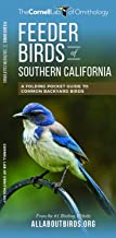 Feeder Birds of Southern California: A Folding Pocket Guide to Common Backyard Birds (Wildlife and Nature Identification)