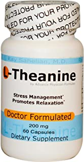Advance Physician Formulas L-Theanine 200 mg 60 Capsules
