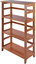 Winsome Wood Studio Shelving, Honey