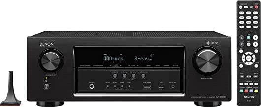 Denon AVRS730H 7.2 Channel AV Receiver with Built-in HEOS wireless technology