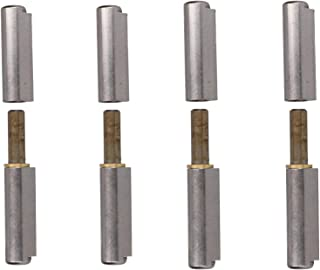 Vehicle Parts & Accessories Accessories Lift Off Bullet Hinge Weld On Brass Bush 20x180mm Heavy Duty Industrial Quality