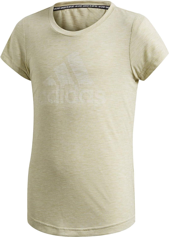 adidas Jg A Mhe tee Camiseta Ni/ñas