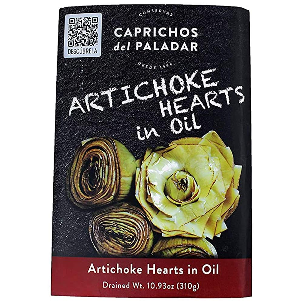 ARTICHOKE HEART FLOWERS MARINATED IN - Choice TRAY TAPAS Our shop most popular STYLE GOURMET