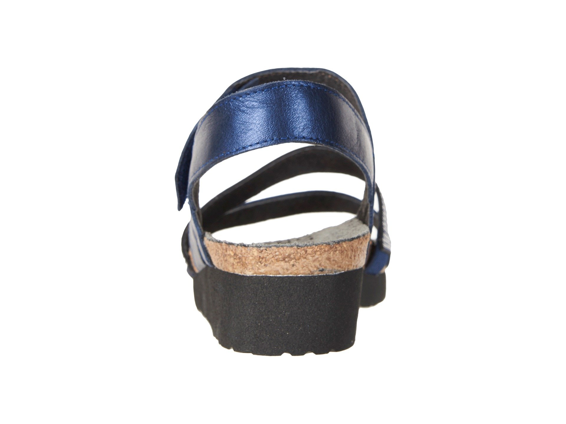Rivets Naot Krista Polar Sea Leather nickel qfUYXUBw