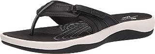 Clarks Women's Sunmaze Wave Flat Sandal