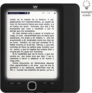 Amazon.es: ebook con luz integrada: Electrónica