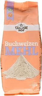 Bauck HOF Buchweizenmehl Vollkorn, 3er Pack 3 x 500 g
