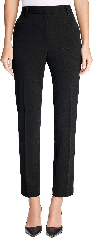 DKNY womens Stretch Crepe Fixed Waist Skinny Pant