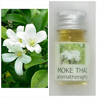 Prinxess16 Thai Wild Water Plum (Moke Thai) Scent Thai Spa Aroma Pure Essential/Fragrance Oil for Spa Bath, Candle Lamp Burner, 5ml