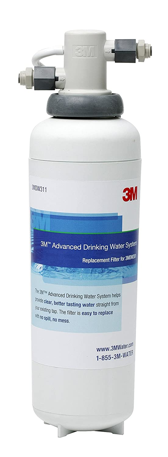 3M 23193 Under Sink At the price of surprise Dedicated System 3MDW301 Faucet Water Filter Weekly update