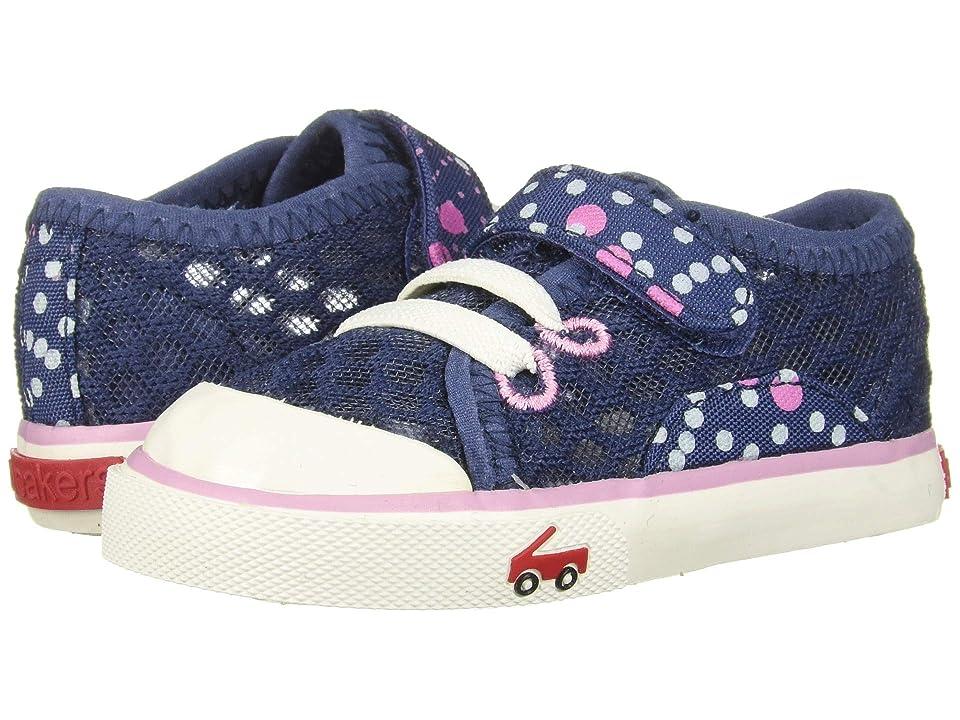 See Kai Run Kids Saylor (Toddler/Little Kid) (Blue/Purple) Girl