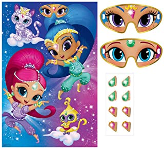Party Game | Shimmer & Shine Collection | Party Accessory