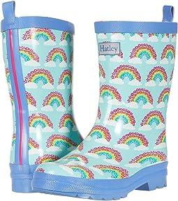 Magical Rainbows Shiny Rain Boots (Toddler/Little Kid)