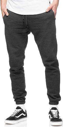 Smith & Solo Pantalon de jogging pour homme – Jogging pour homme – Mode   Coton Garçon Slim Fit Pantalon de loisirs  ...