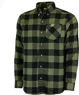 Flannel Shirt for Men Buffalo Plaid Long Sleeve Mens Flannel Shirts