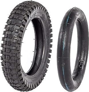 JCMOTO 12 1/2 x 2.75 (12.5 x 2.75) Tire and Inner Tube For Mini Pocket Bikes Dirt Bike Rocket Dune Buggy MX350 MX400