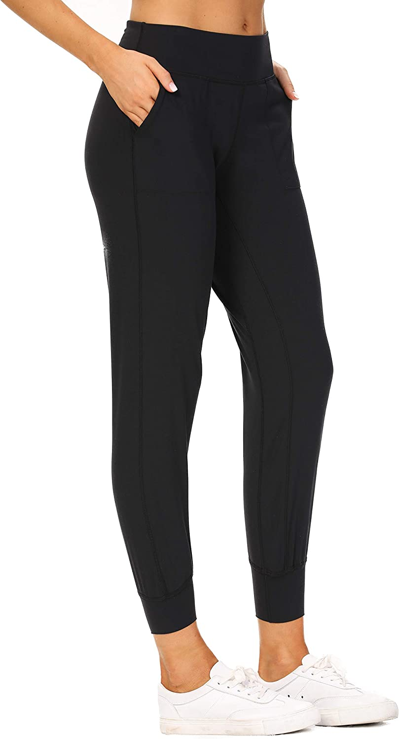 Houmous Women's Lightweight Joggers Jacksonville Complete Free Shipping Mall Pants with Pockets Workout R