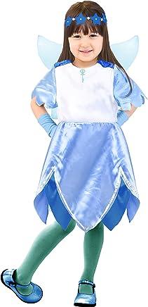 リルリルフェアリル 魔法の鏡 リン コスチューム 女の子 S 100cm-120cm