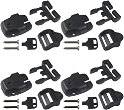 YYST Spa Hot Tub Cover Latch to Replace Broken Latch Set of 4 with a Slot