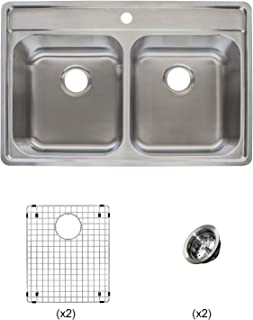 Franke EVDCG901-18KIT Sink Kit, 33