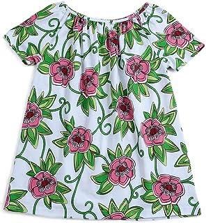 Vestido Florescer Rosa - Infantil