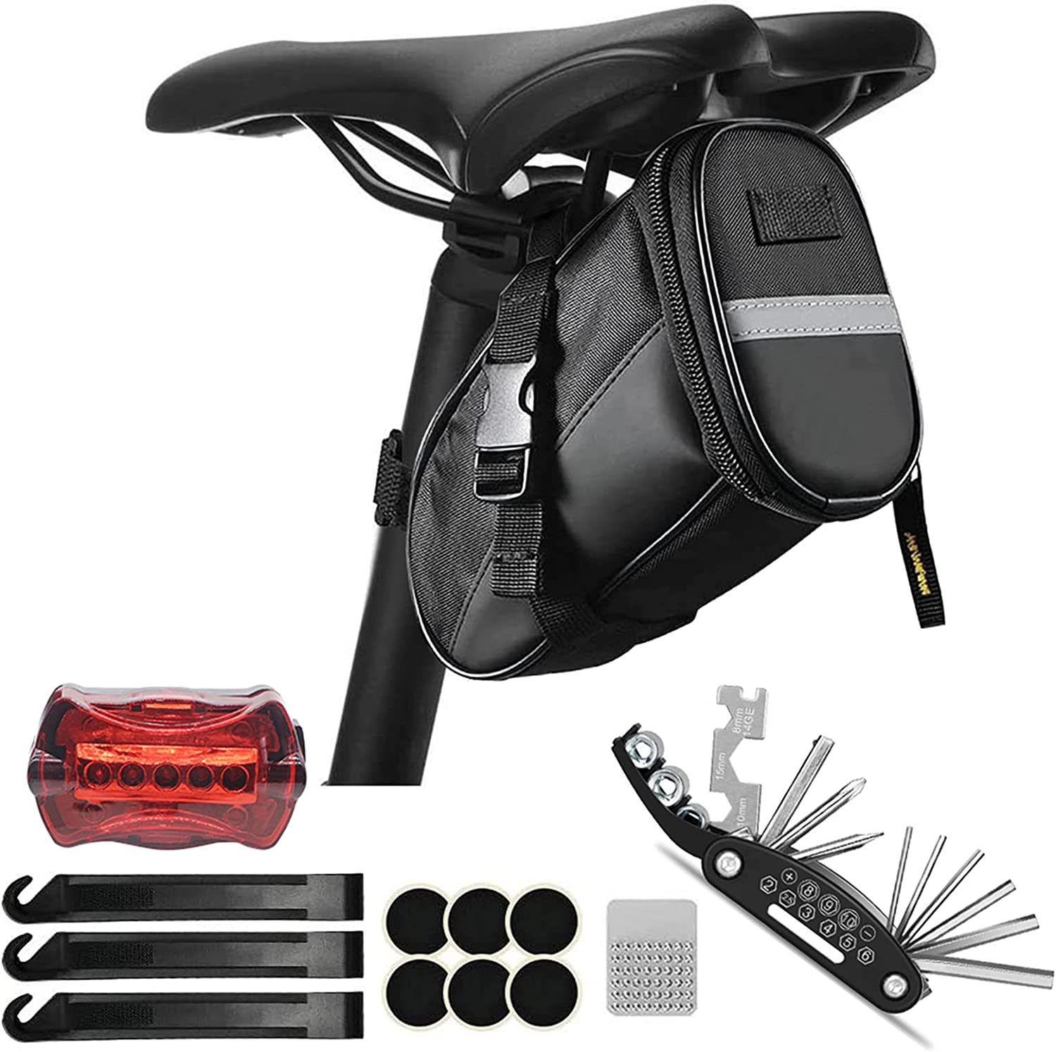 GUAMEE Bicycle Multi-Function New sales 16-in-1 Tool Repair Super beauty product restock quality top