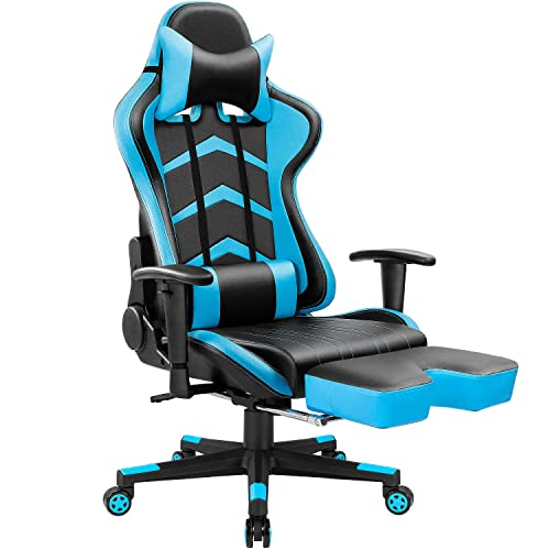 Super Gaming Chair For Pc Amazon Com Unemploymentrelief Wooden Chair Designs For Living Room Unemploymentrelieforg