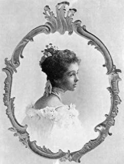 Consuelo Vanderbilt N(1877-1964) 9Th Duchess Of Marlborough Photographed At The Time Of Her Marriage 1895 In New York To The Duke Of Marlborough Poster Print by (18 x 24)