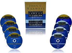 Learning the 17 Indisputable Laws of Teamwork DVD Training Curriculum