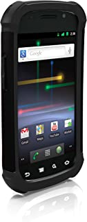 Ballistic SG Black Silicone, Black TPU, and Black PC for Samsung Nexus S and Samsung Nexus S 4G - 1 Pack - Case - Retail Packaging