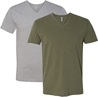 Next Level Premium CVC V-Neck T-Shirt