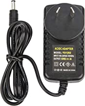 12V 2A Power Supply, CFSadapter AC 100-240V to DC 12V 2amp 2A Universal Adapter 24W 5.5X2.5mm DC Jack for CCTV Camera DVR ...