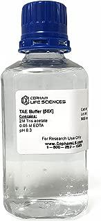 Tris-Acetate-EDTA (TAE) Buffer [50X]- 500 ml - 500 ml