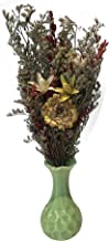 Creative Motion 22389-3 Dry flower with vase, Multi/Color