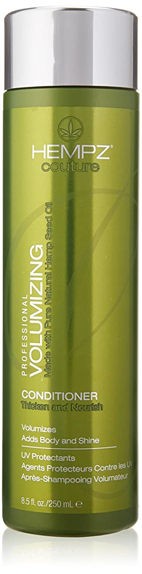 Hempz Volumizing Conditioner, 8.5 Fluid Ounce