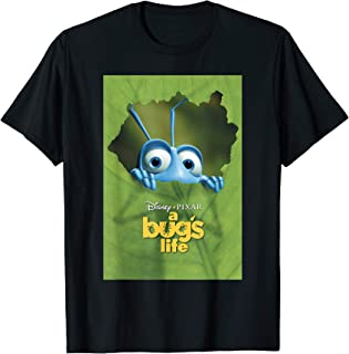 Disney Pixar A Bug's Life Flik Leaf Poster T-Shirt