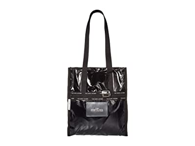 Marc Jacobs The Ripstop Tote (Black) Handbags