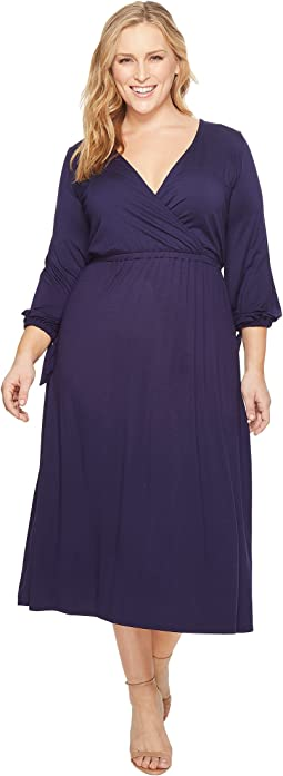 Rachel Pally - Plus Size Pari Dress White Label