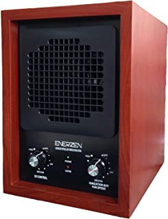Enerzen by OION Technologies LB-444 Commercial HEPA Air Purifier 3500 Sq. Ft. Ozone Ionizer Cleaner Clean Air
