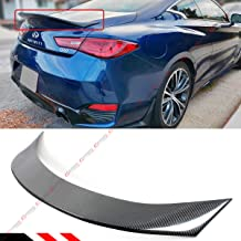 Best infiniti q60 rear spoiler Reviews
